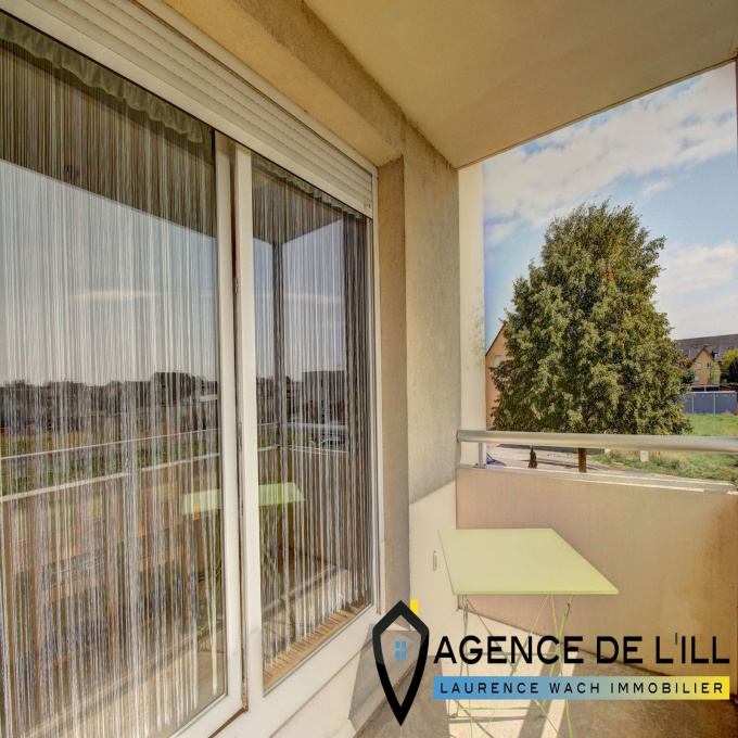 Offres de location Appartement Ebersheim (67600)